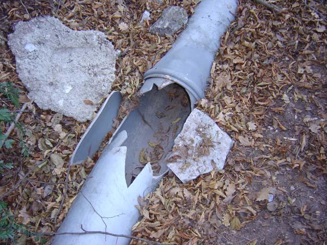 A s a canal superieur du veseou - Comment enlever un tuyau pvc colle ...